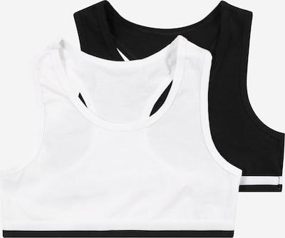 OVS BH in schwarz / weiß, Produktansicht