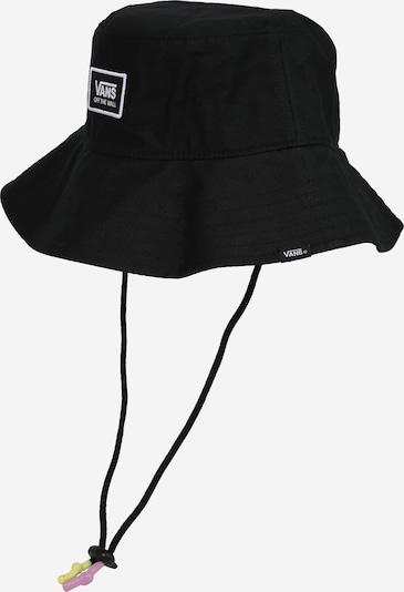 VANS Chapeaux en noir / blanc, Vue avec produit