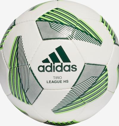 ADIDAS PERFORMANCE Ball in grün / weiß, Produktansicht