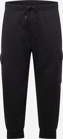 Pantalon cargo Polo Ralph Lauren Big & Tall en noir