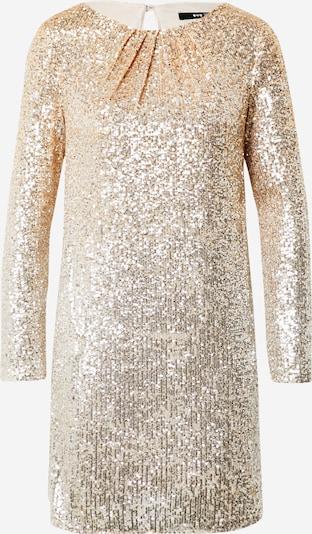 TFNC Robe de cocktail 'REVEL' en or / argent, Vue avec produit