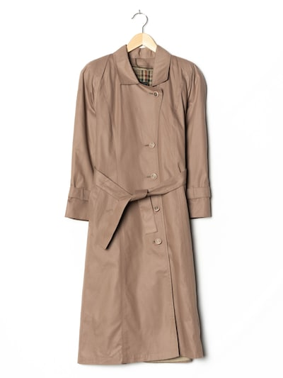 London Fog Trenchcoat in S-M in cappuccino, Produktansicht