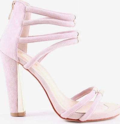 Georges Rech Riemchen-Sandaletten in 37 in pink, Produktansicht