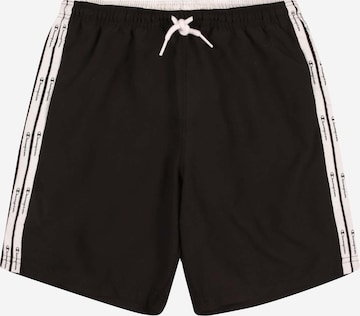 Champion Authentic Athletic Apparel Swimming shorts in Black