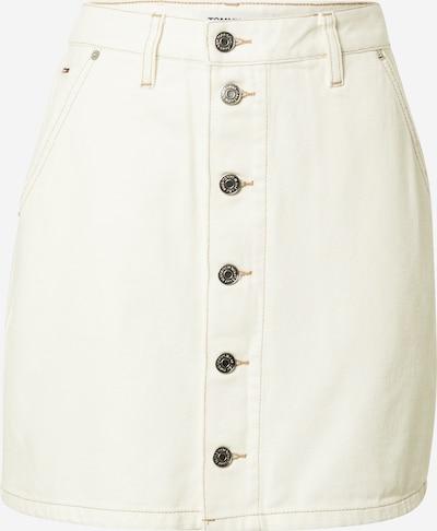 Tommy Jeans Rock in weiß, Produktansicht