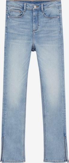 MANGO KIDS Jeans 'slit' in kobaltblau: Frontalansicht