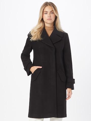 Manteau mi-saison 'Shelly' Forever New en noir