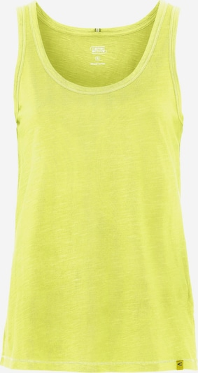 CAMEL ACTIVE Top in neongrün, Produktansicht