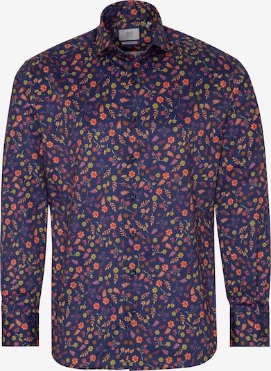 ETERNA Langarm Hemd in lila, Produktansicht