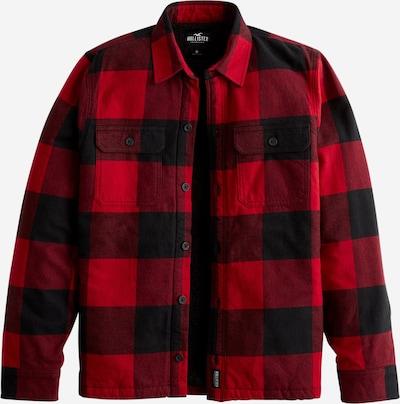 HOLLISTER Košeľa - červená / čierna, Produkt