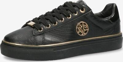 Sneaker bassa 'GIN' MEXX di colore oro / nero, Visualizzazione prodotti