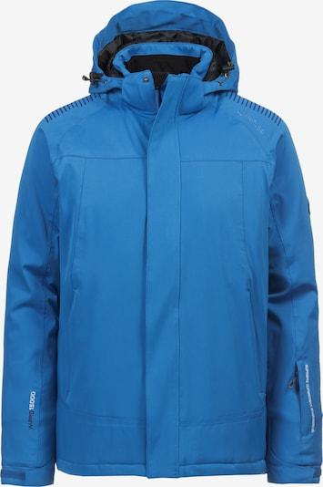 Whistler Skijacke 'Gippslang' in blau, Produktansicht