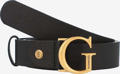 GUESS Belt in gold / black, Item view