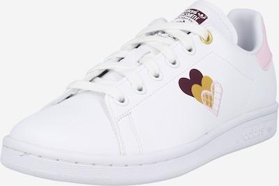 ADIDAS ORIGINALS Sneaker 'Stan Smith' in gold / rosa / weiß, Produktansicht