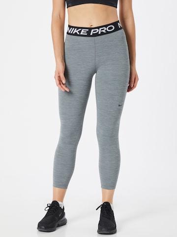 NIKE Sporthose in Grey