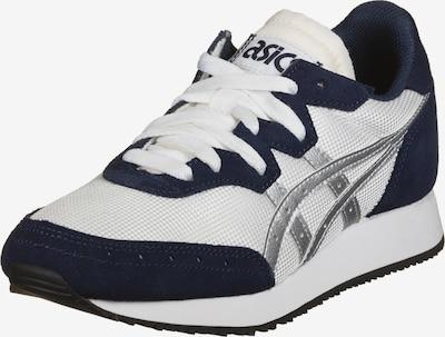 ASICS Sportschoen 'Tarther' in de kleur Navy / Zilver / Wit, Productweergave