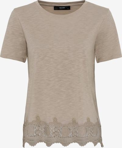 HALLHUBER Shirt in hellbeige, Produktansicht
