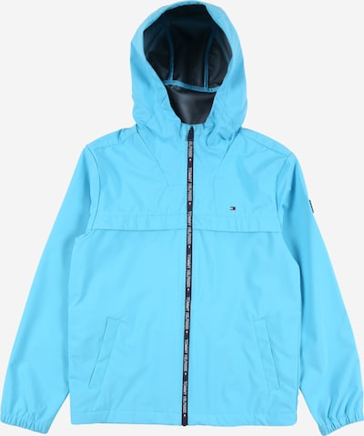 TOMMY HILFIGER Between-season jacket in turquoise, Item view