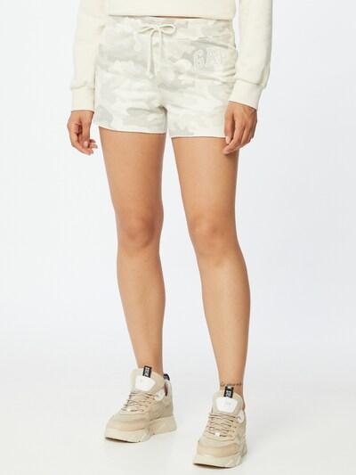 GAP Hose 'HERITAGE' in khaki / pastellgrün / weiß, Modelansicht