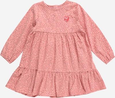 STACCATO Kleid in gelb / altrosa / melone / schwarz / weiß, Produktansicht