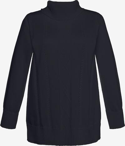 Ulla Popken Pullover in nachtblau, Produktansicht