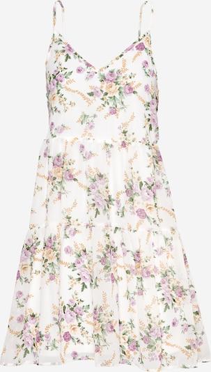 ABOUT YOU Vestido de verano 'Edda' en verde / lila / blanco, Vista del producto