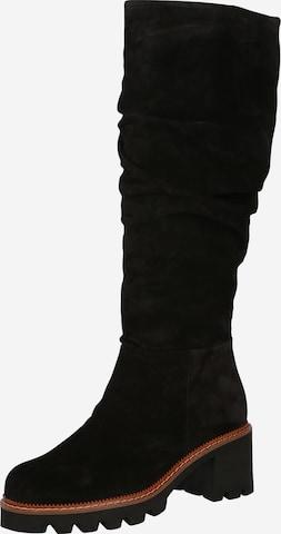 Paul Green Stiefel in Black