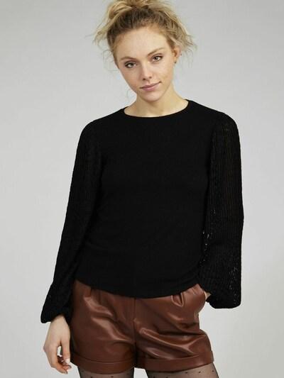 NAF NAF Bluse 'Sissy' in schwarz, Modelansicht