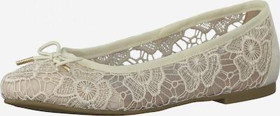Ballerina TAMARIS di colore beige, Visualizzazione prodotti