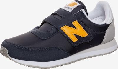 new balance Sneaker 'YV720-M' in dunkelblau / gelb / hellgrau, Produktansicht