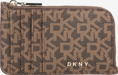 DKNY Portemonnaie in braun, Produktansicht