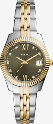 FOSSIL Analog Watch in Silver