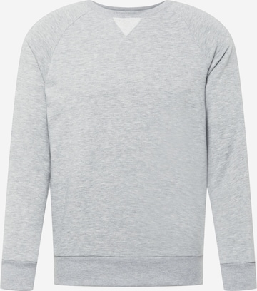 pelēks LTB Sportisks džemperis 'TAZIFA'