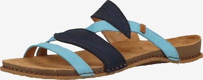 EL NATURALISTA Sandale in hellblau / dunkelblau, Produktansicht