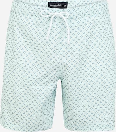 Abercrombie & Fitch Badeshorts in mint / pastellgrün, Produktansicht