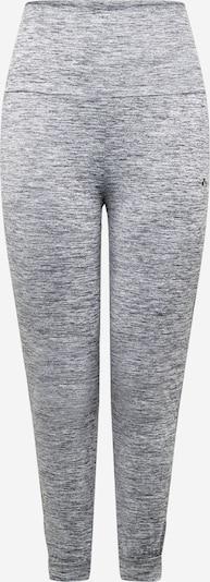 Only Play Curvy Spodnie sportowe 'METEA' w kolorze szary / białym, Podgląd produktu