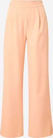 In The Style Pleat-front trousers in Orange