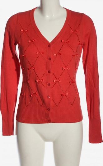 TUZZI Strick Cardigan in S in rot, Produktansicht