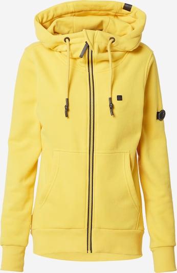 Alife and Kickin Bluza rozpinana 'Yasmin' w kolorze żółtym, Podgląd produktu