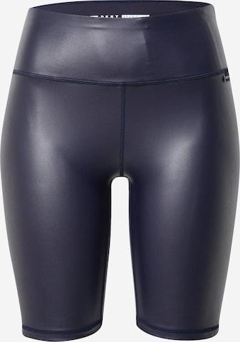 DKNY Performance Shorts in Blau