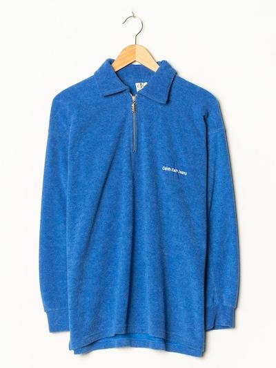 Calvin Klein Fleece in XL-XXL in saphir, Produktansicht