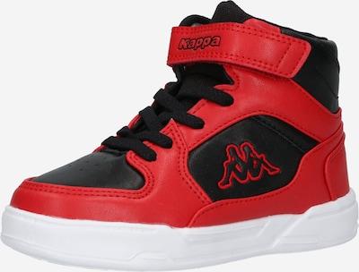 KAPPA Sneaker 'LINEUP' in rot / schwarz, Produktansicht