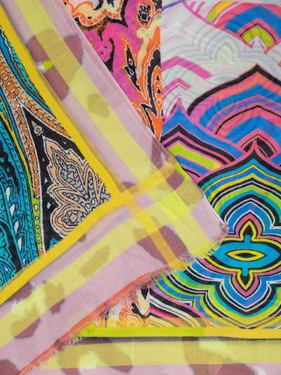 APART Schal mit ausgefallenem Print in mischfarben, Produktansicht