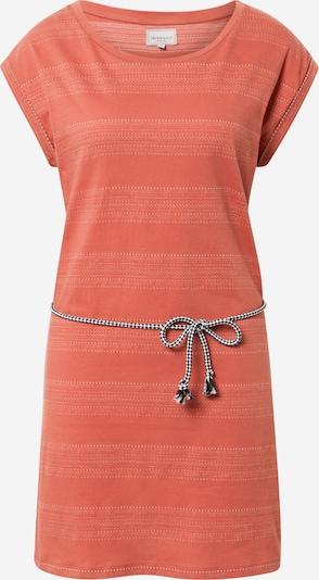 Iriedaily Kleid 'Neila' in koralle / weiß, Produktansicht