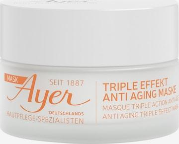Ayer Triple Effekt Anti Aging Maske in