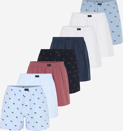 Abercrombie & Fitch Boxershorts in mischfarben, Produktansicht
