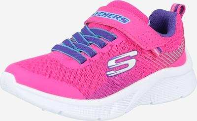 SKECHERS Tenisky 'MICROSPEC' - tyrkysová / tmavofialová / ružová / biela, Produkt