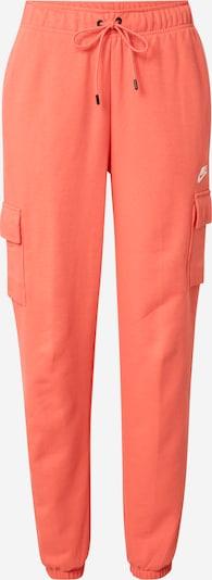 lazac / fehér Nike Sportswear Cargo nadrágok, Termék nézet