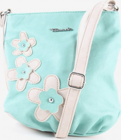 TAMARIS Bag in One size in Turquoise / Wool white, Item view
