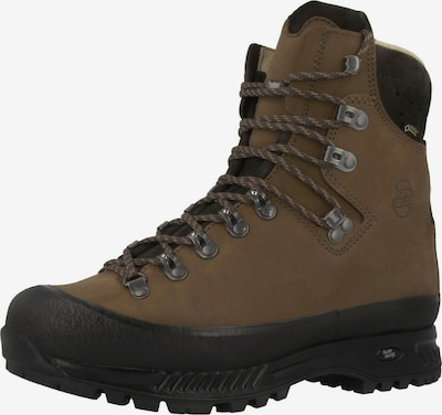 HANWAG Boots 'Alaska' in de kleur Bruin / Zwart, Productweergave